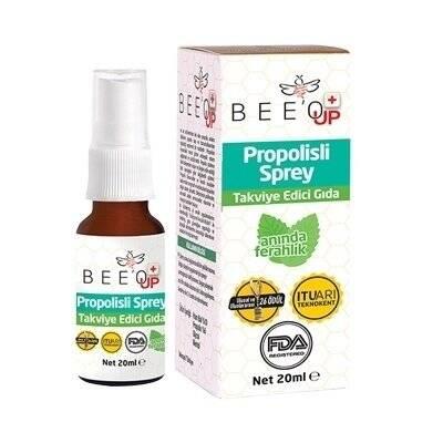 BEE'O UP PROPOLİSLİ SPREY 20 ML