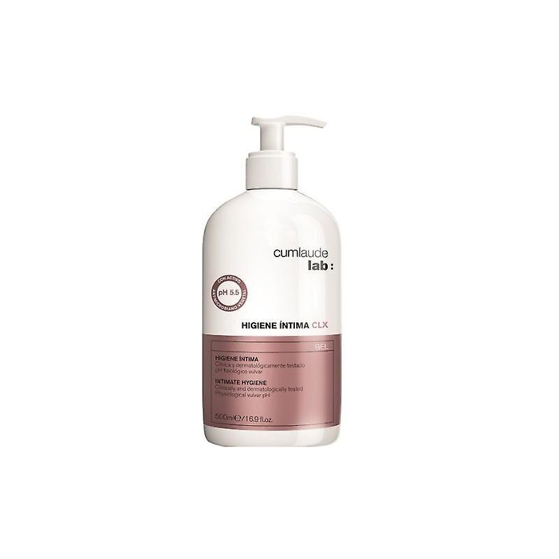 Cumlaude Lab Higiene Intima Clx 500ml
