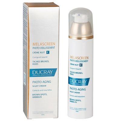 Ducray Melascreen Photo-Aging Night Cream 50 ml