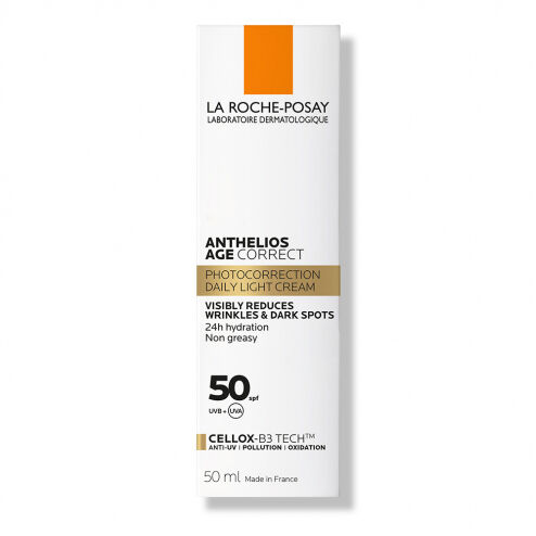 La Roche Posay Anthelios Age Correct SPF 50 Kırışıklık Karşıtı Krem 50 ml