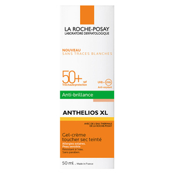 LA ROCHE-POSAY ANTHELIOS TINTED DRY TOUCH JEL KREM SPF 50 - Thumbnail