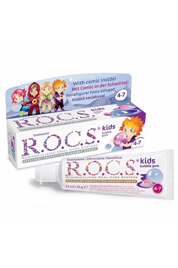 ROCS Зубная паста