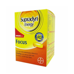 SUPRADYN ENERGY FOCUS 30 TABLET - Thumbnail