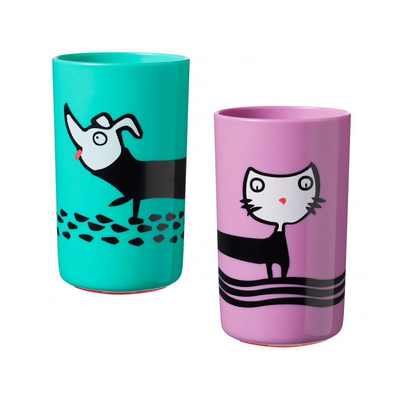TOMMEE TIPPEE Чашки-непроливайки.