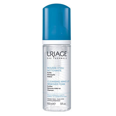URIAGE CLEANSING MAKE-UP REMOVER FOAM 150 ML