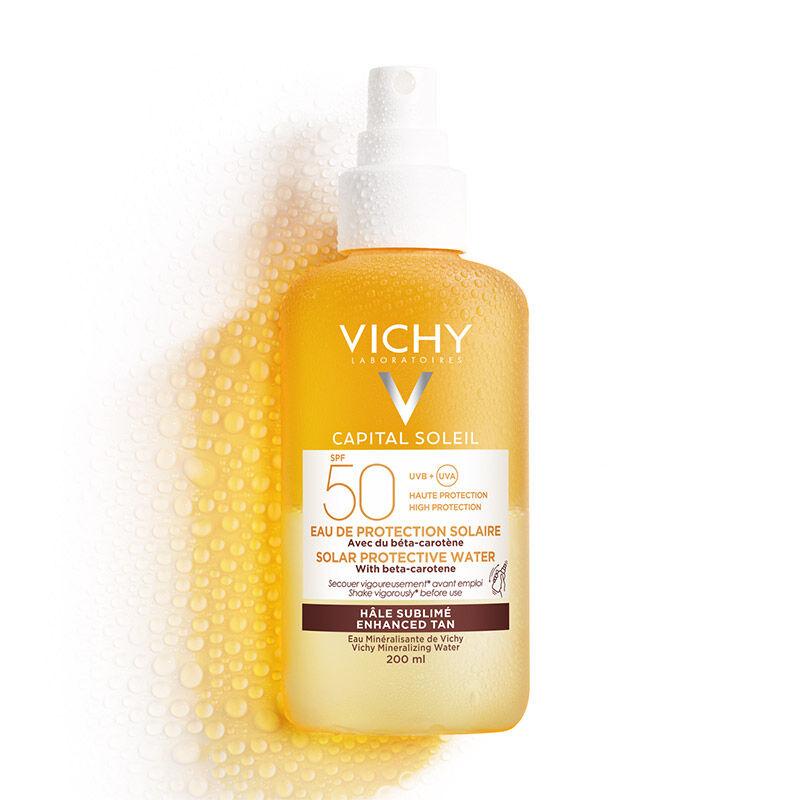 Vichy Capital Soleil SPF 50 Bronzlaştırıcı Güneş Koruyucu Sprey 200 ml