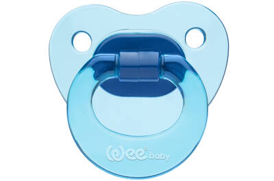 WEE BABY AKIDE SILICONE PACIFIER (0-6 MONTHS)