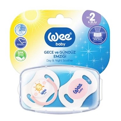 WEE BABY DAY AND NIGHT PACIFIER NO.2 - Thumbnail